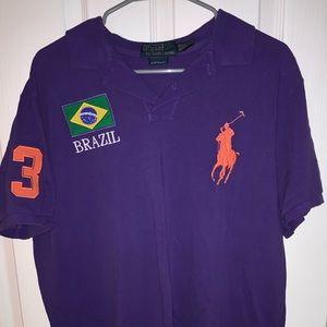 Polo Ralph Lauren Polo- Brazil Polo Jersey